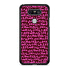 Louis Vuitton Stephen Sprouse Pink LG G5 case