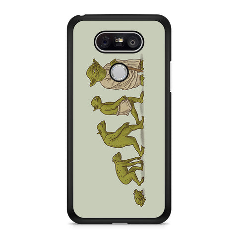 Metamorphosis of Yoda LG G5 case