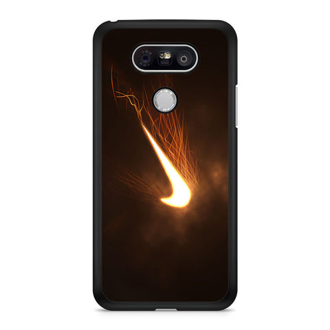 Nike Logo Fire Mode LG G5 case