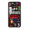 Broadway Musical Collage Art LG G5 case