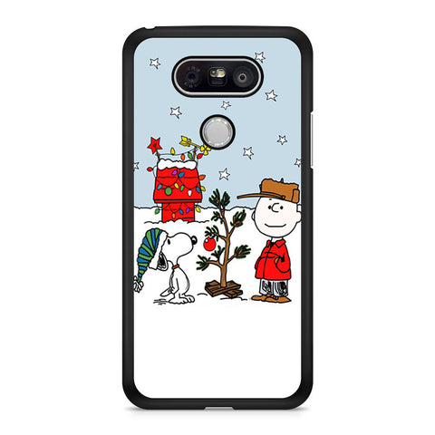 Charlie Brown Christmast LG G5 case