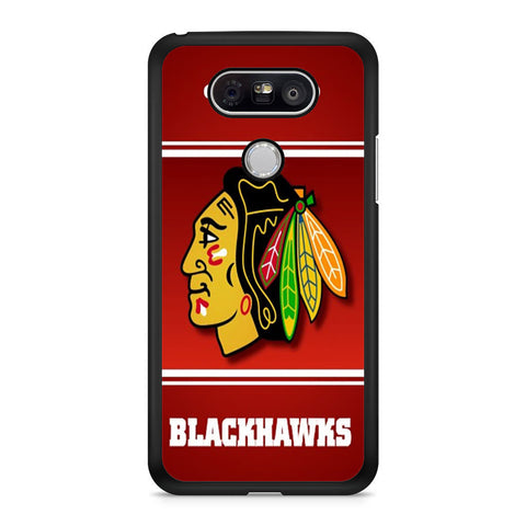 Chicago BlackHawks NHL Ice Hokey LG G5 case