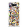 Disney Collage Art LG G5 case