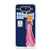 Disney Princess Aurora Tardis Police Box 2 LG G5 case