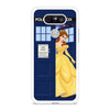 Disney Princess Belle Tardis Police Box LG G5 case