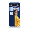Disney Princess Belle Tardis Police Box 2 LG G5 case