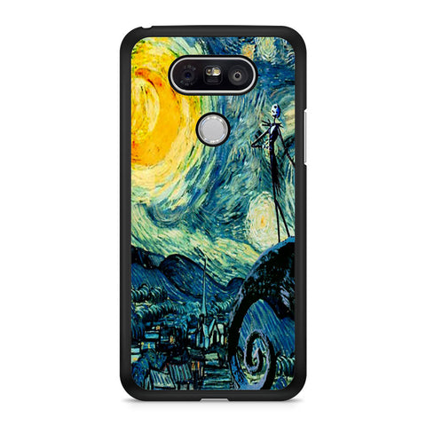 Starry Nightmare Before Christmas LG G5 case