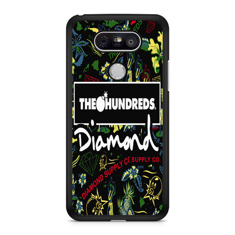 The Hundreds Diamond Supply Co LG G5 case