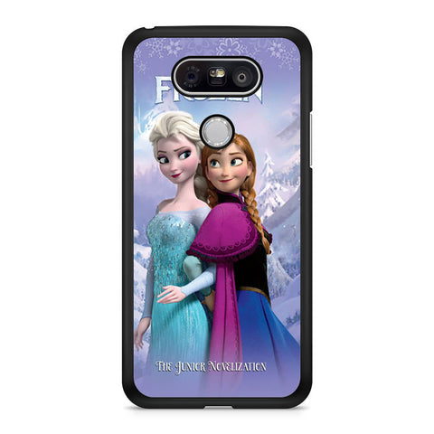 Disney Frozen, Princess Anna and Elsa LG G5 case