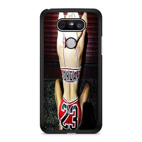 Miley Cyrus Chicago Bulls LG G5 case