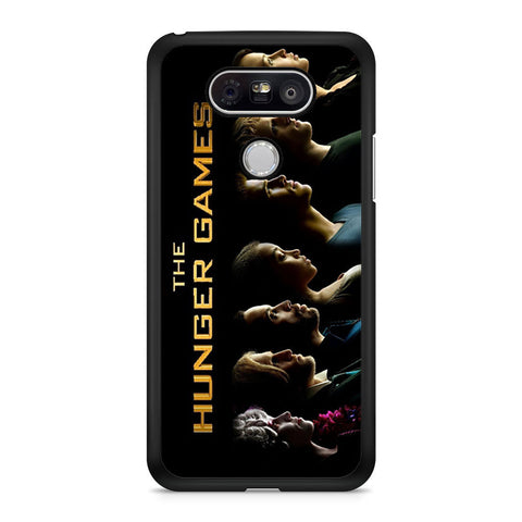 The Hunger Games LG G5 case