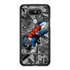 Spiderman Marvel Comic LG G5 case