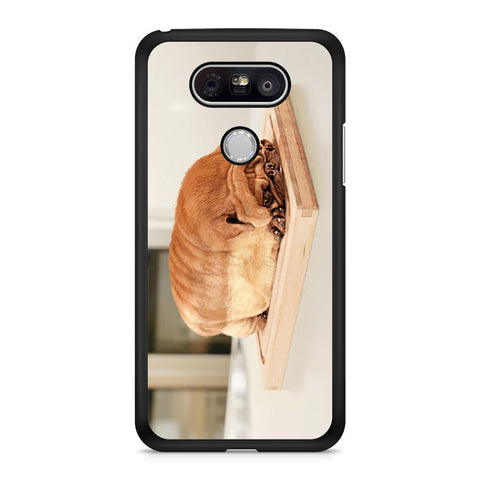 Pug Loaf of Bread Cute Funny LG G5 case