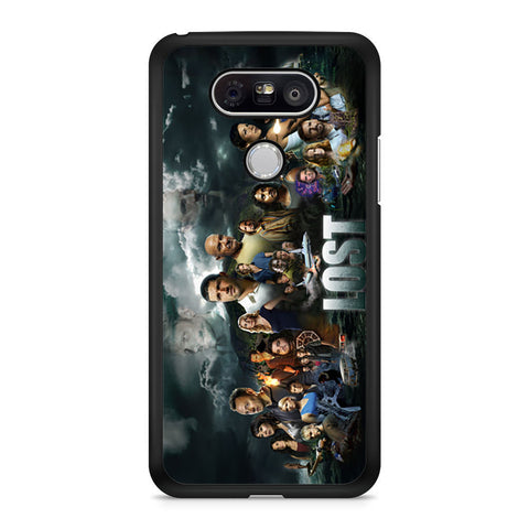 LOST TV Series LG G5 case