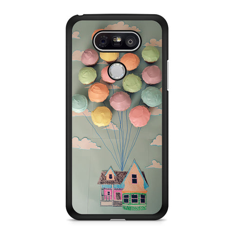 Adventure Is Out There Cupcake Art LG G5 case