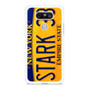 Tony Stark 33 License Plate LG G5 case