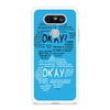 The Fault In Our Stars Quotes LG G5 case
