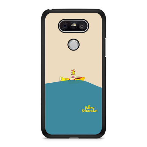The Beatles Yellow Submarine LG G5 case