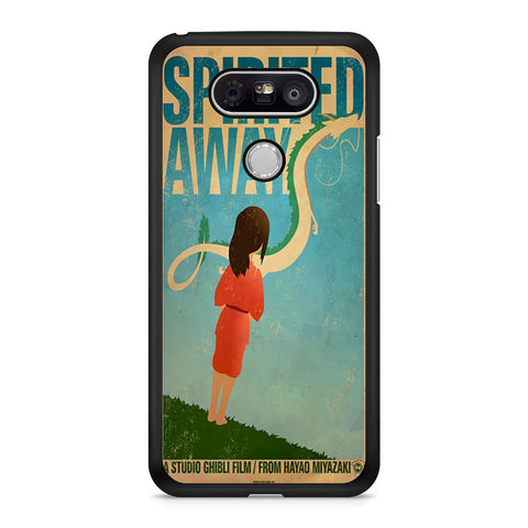 Spirited Away Art LG G5 case
