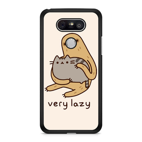 Pusheen Cat And Sloth LG G5 case