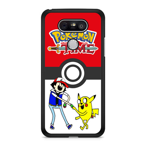 Pokemon Time, Adventure Time Style LG G5 case