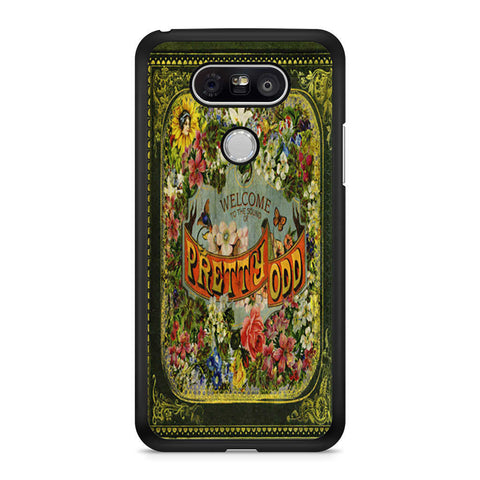 Panic At The Disco Welcome To The Sound Pretty Odd LG G5 case