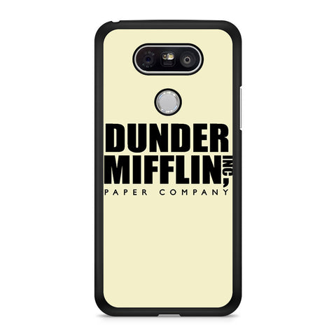 Dunder Mifflin The Office LG G5 case