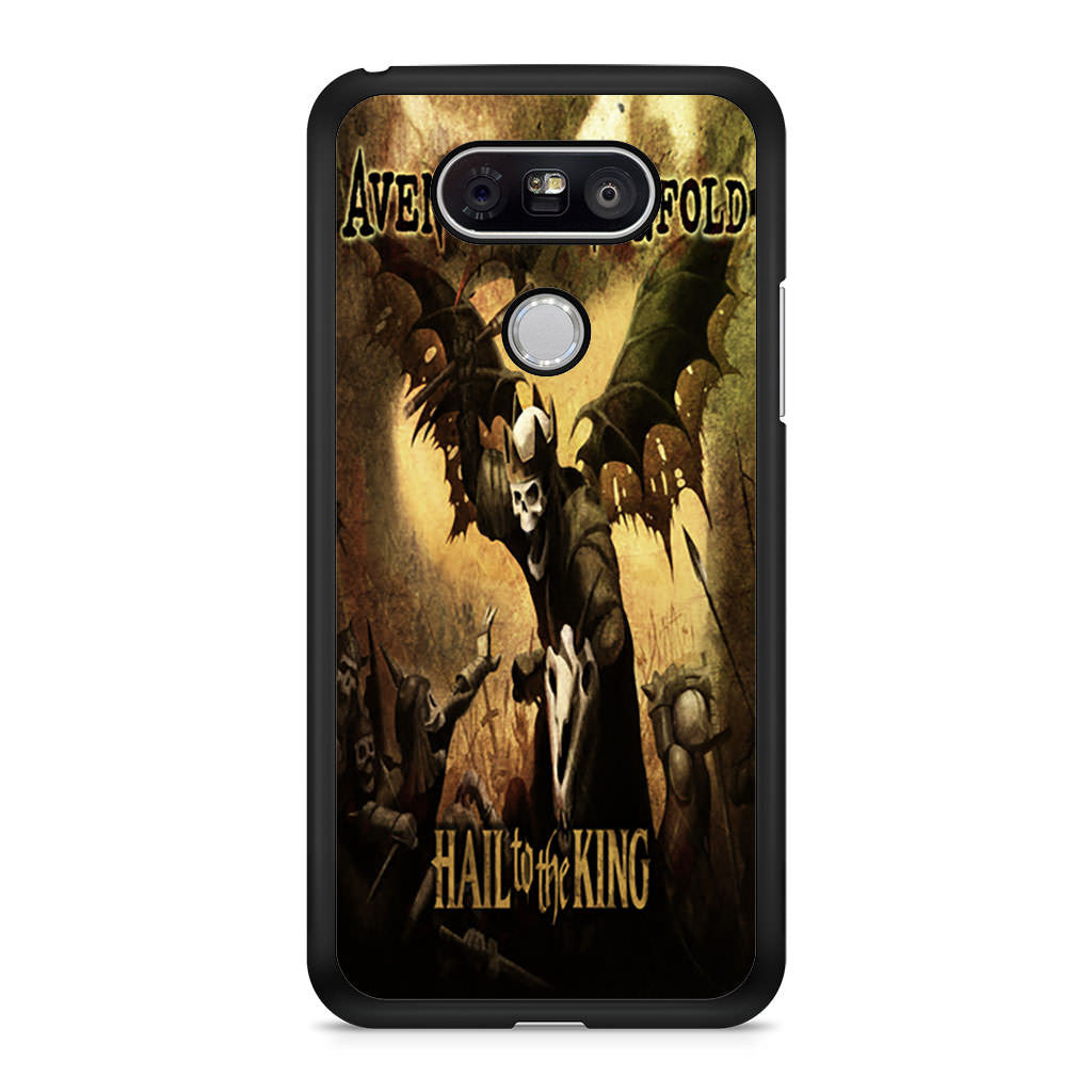 Avenged Sevenfold Hail To The King Cover LG G5 case