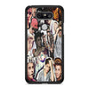 Justin Bieber Collage LG G5 case