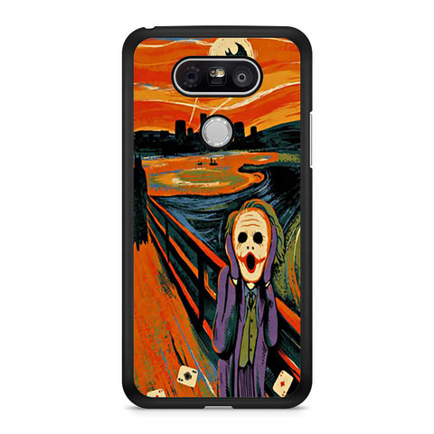 Batman Joker Starry Night Van Gogh LG G5 case