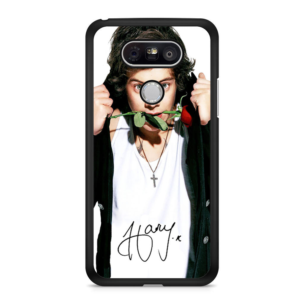 Harry Styles And The Rose LG G5 case