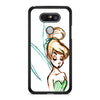 Tinkerbell Fairy Dust Art LG G5 case