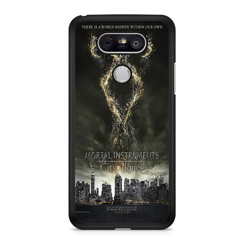The Mortal Instruments City LG G5 case