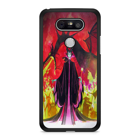 Maleficent Red Dragon LG G5 case