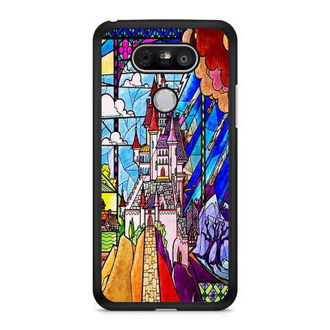 Beauty And The Beast Castle LG G5 case