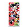 Ariel Sailormoon Princesses LG G5 case