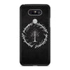 White Tree In Lord Of The Rings Circle Script LG G5 case
