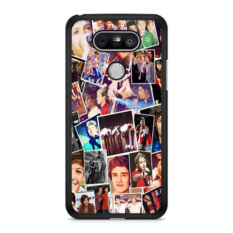 One Direction Polaroids LG G5 case