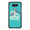Frozen Collage Olaf Quotes LG G5 case