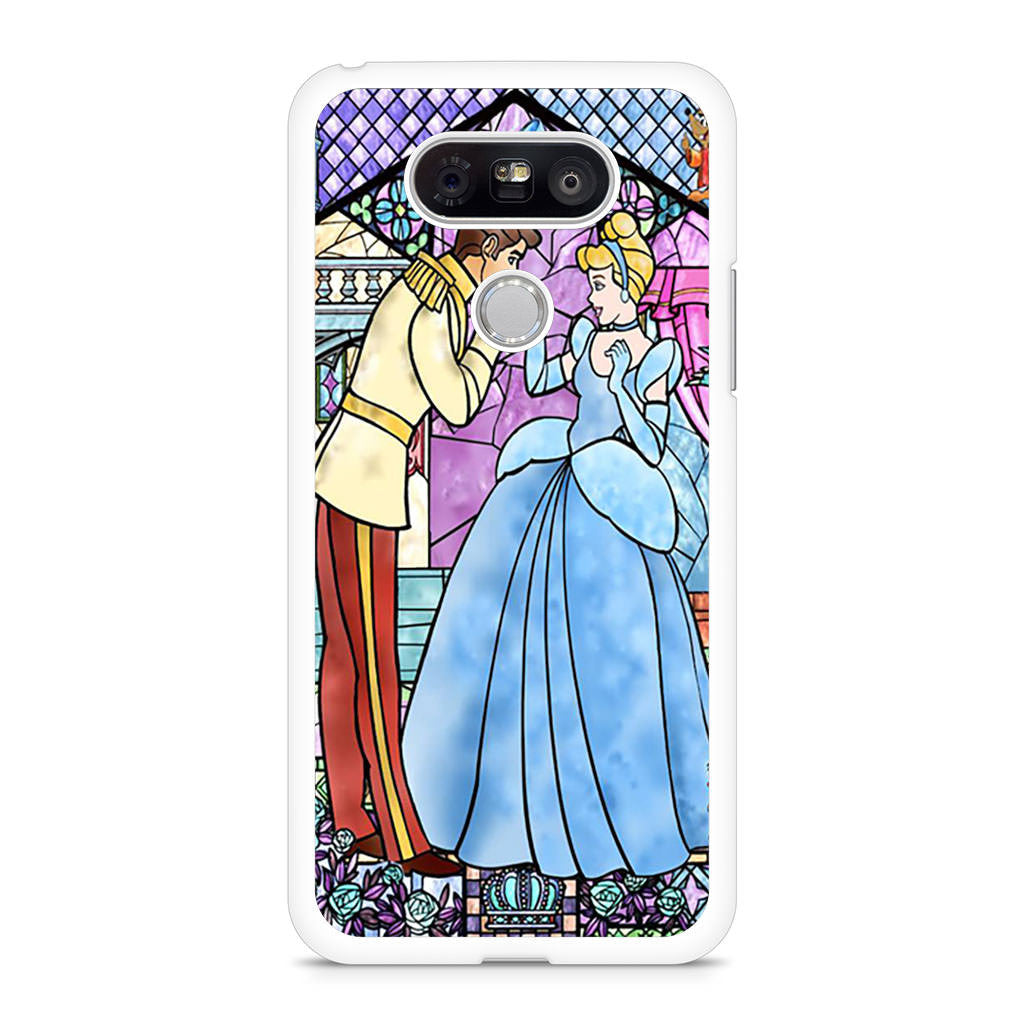 Cinderella Dancing With Prince LG G5 case