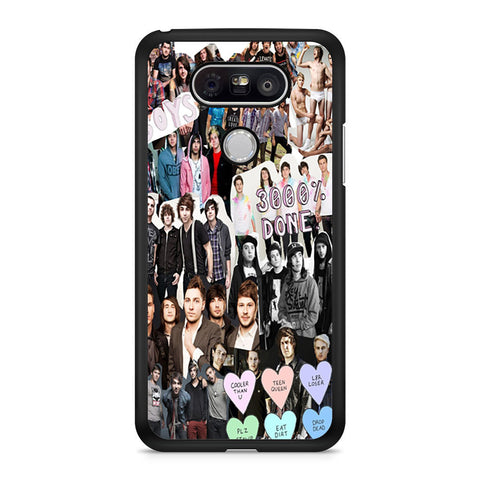 All Time Low Collage LG G5 case