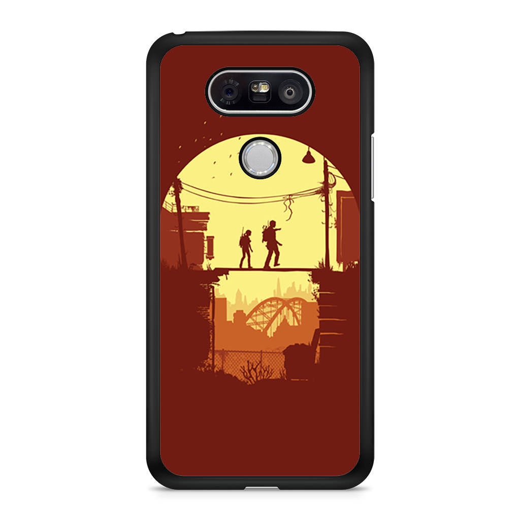 The Last Of Us Plankin' LG G5 case