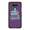 Princess Anna Frozen Collage Quotes LG G5 case