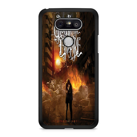 Crown The Empire LG G5 case