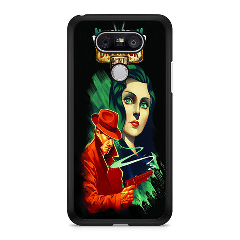 Burial At Sea LG G5 case
