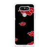 Akatsuki Red Cloud Pattern LG G5 case