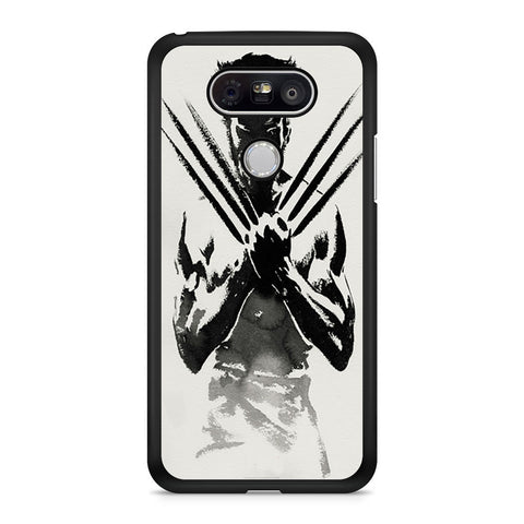 The Wolverine Sketch On Paper Art LG G5 case