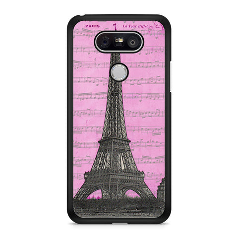 Eiffel Tower LG G5 case