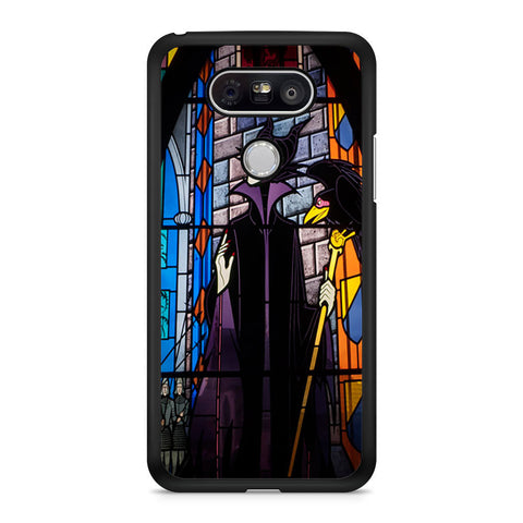 Maleficent Stained Glass LG G5 case