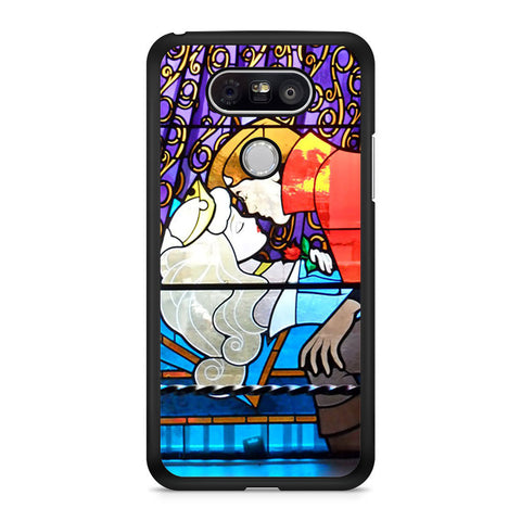 Sleeping Beauty Kiss Stained Glass LG G5 case